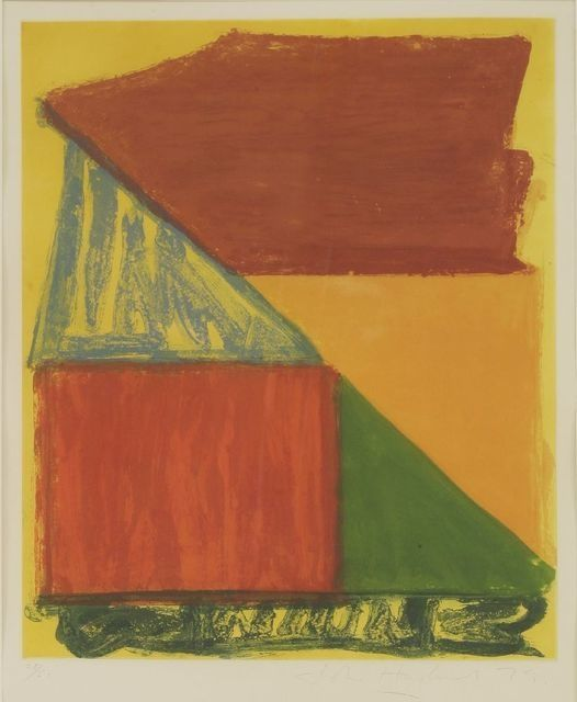 John Hoyland | Dido (1979) | Available for Sale | Artsy