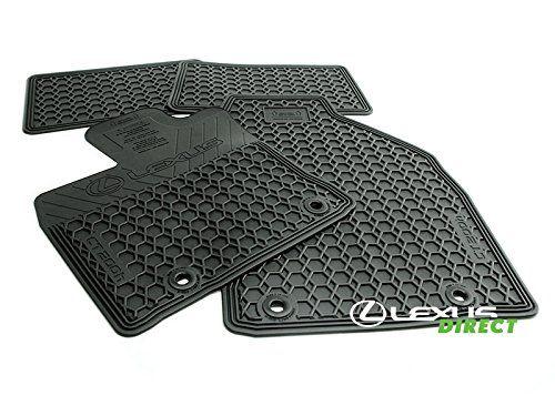 Lexus CT 200 H All-Weather Floor Mats Lexus