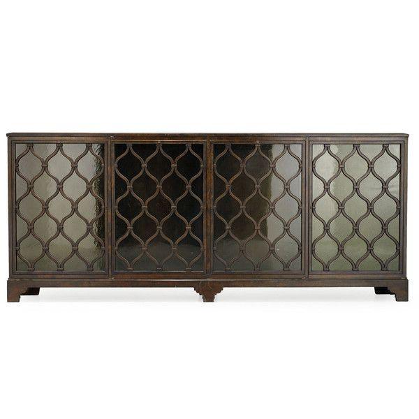 Swedish CARL MALMSTEN Birch and Glass Cabinets