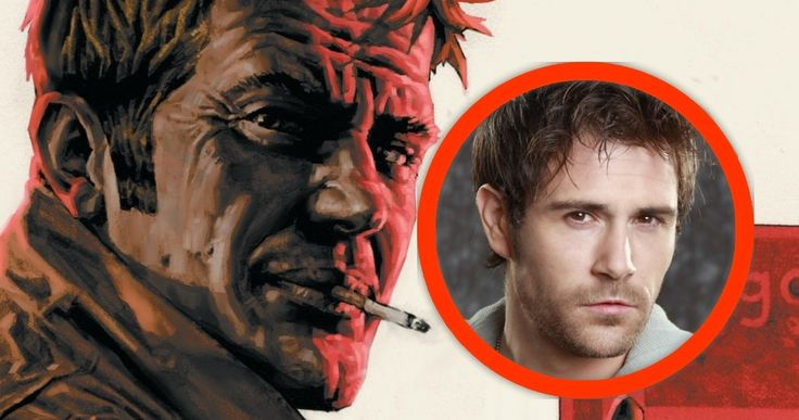 Constantine TV Series: Matt Ryan Is John Constantine! -- The Welsh actor, best known for voicing Assassin's Creed 4, will bring the character back to he's British roots in this NBC adaptation of the Hellblazer comic. -- http://wtch.it/ErcPa