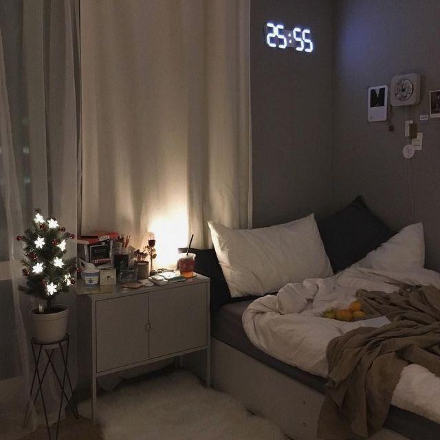 Y U Y A Room Design Bedroom Minimalist Room Room Inspiration Bedroom Korean style minimalist aesthetic room