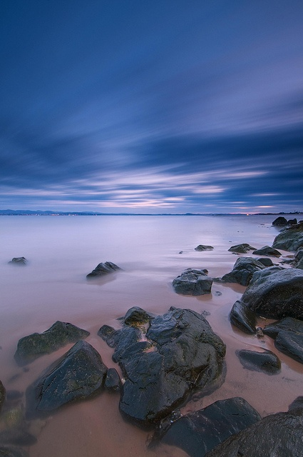 Burntisland Gloaming, Scotland
