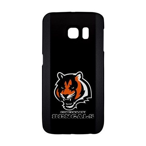 Cincinnati Bengals Logo Samsung Galaxy S6 EDGE Case Wrap Around