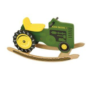 http://shiloeagle.hubpages.com/hub/John-Deere-Baby-Toys-John-Deere-Baby-Items