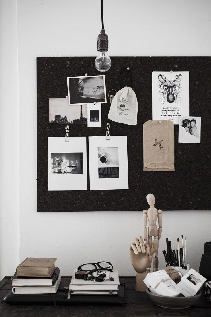 ARBETSHÖRNAN – Concept by anna – creative studio