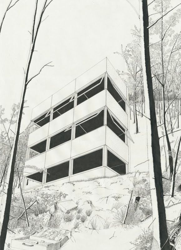 Architecture Drawing Techniques 39 best denis andernach images on pinterest | architecture