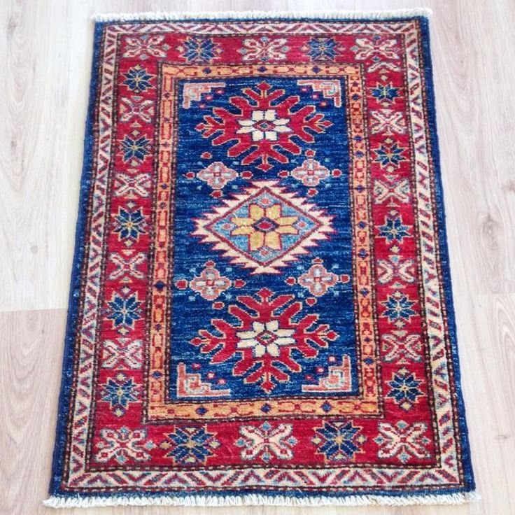Kazak , Pakistan   Hand knotted  K.Koniaris carpet ,Greece -www.koniaris.gr