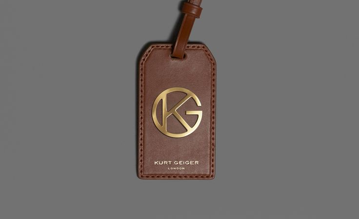 Kurt Geiger asked us to create a Monogram for use across their premium leather range of shoes, bags and accessories. We worked on the Strategy and Design for the monogram, up to Product Application and Guidelines.