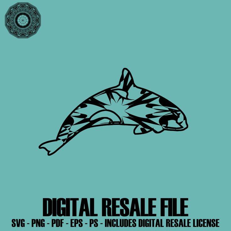 116+ Mandala Whale Svg – SVG Bundles