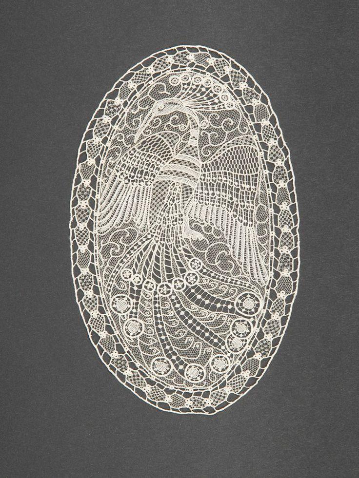 Austro-Hungarian lace. 1905-1915
