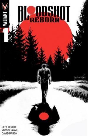 BLOODSHOT REBORN #1 CVR B SUAYAN (NEXT) - アメコミ通販 アメコミ専門店 ブリスターコミックス : BLISTER comics