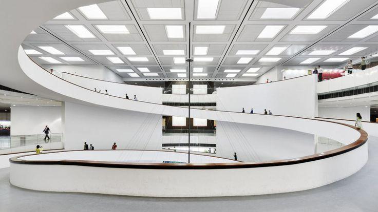 Gmp Architekten - Von Gerkan, Marg und Partner, Marcus Bredt · Hanoi Museum. Viet Nam · Divisare