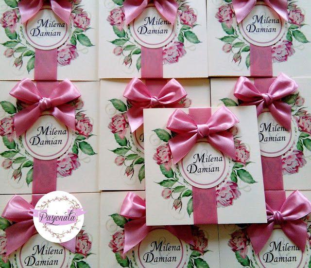 pasjonata.zaproszenia: # 104 Zamówienie pani Mileny i pana Damiana