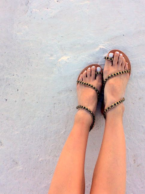 aelia handmade greek sandals with chains in bronze color/ chic sandals/ boho greek /genuine leather/gladietor by aeliasandals on Etsy