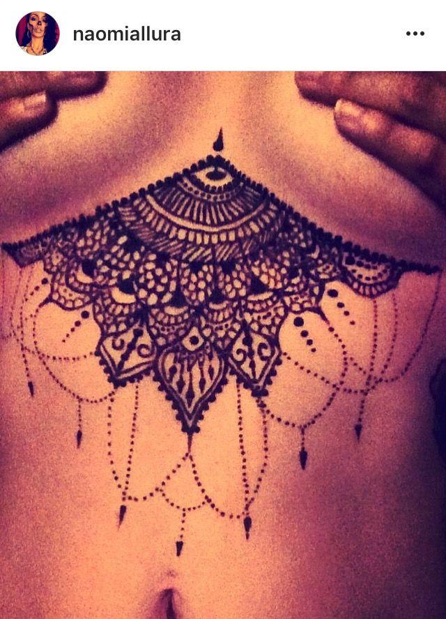 Henna by Naomi Allura @naomiallura #hennabyallura