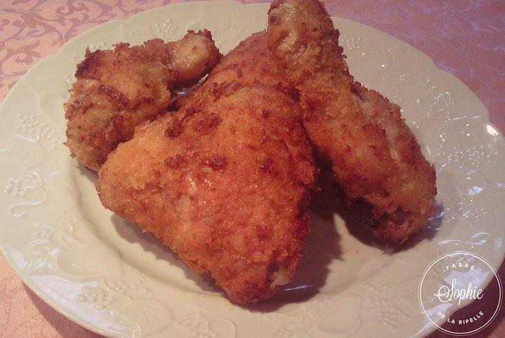 poulet frit l am ricaine louisiane usa poulet frit. Black Bedroom Furniture Sets. Home Design Ideas