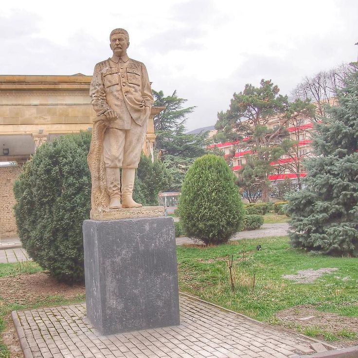 Did you know? Joseph #Stalin was born in Gori a town in #Georgia and a place we visit during our ongoing tour of Georgia. #contourairse #litemeravallt #pin #history