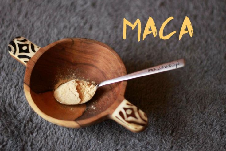 La MACA - L'aphrodisiaque naturel le plus efficace au monde ?!