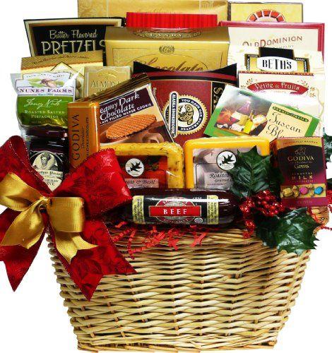 Best Gourmet Food Gifts