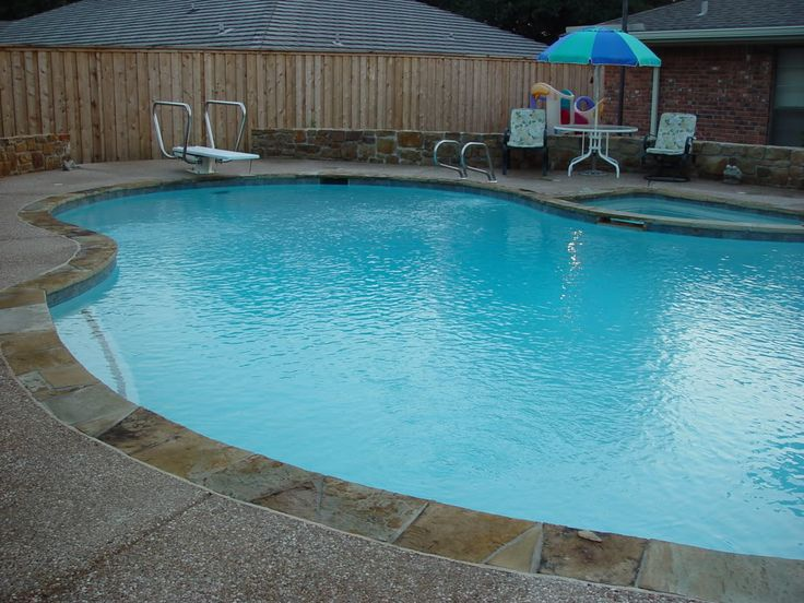 Natural Stone Coping For Pools Thread Quot Dry Treat