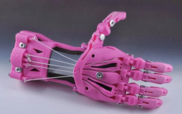 Now Anyone Can Purchase Kits to 3D Print Their Own Prosthetic Hands for Only $45, thanks to inventor and 3-D printing designer Jeremy Simon. Most prosthetic hands range anywhere from $20,000 up to over $100,000.