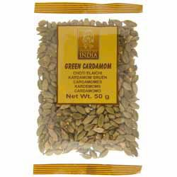 Green Cardamom Pods - Spices of India