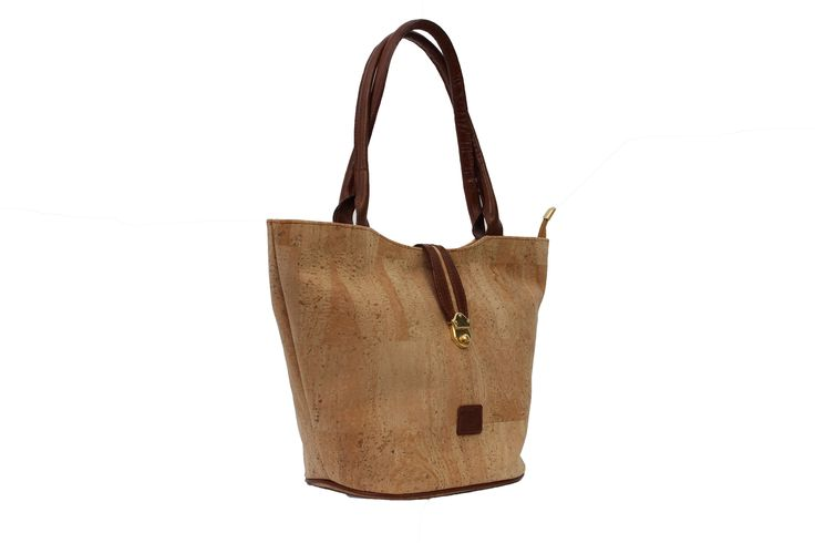 Handbag Elizabeth | Genuine Portuguese Cork | Modern