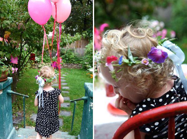 DIY projectsFloral Birthday, Birthday Parties, Birthday Girls, Birthday Crowns, Future Birthday, Flower Birthday