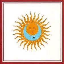 King Crimson - Larks tongues in aspic  (Their best album) Favorite album cover of all time!