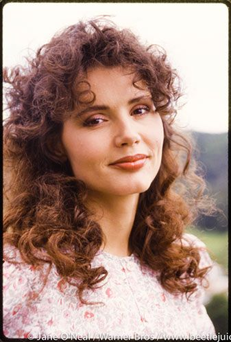 Beetlejuice -  Geena Davis as Barbara Maitland