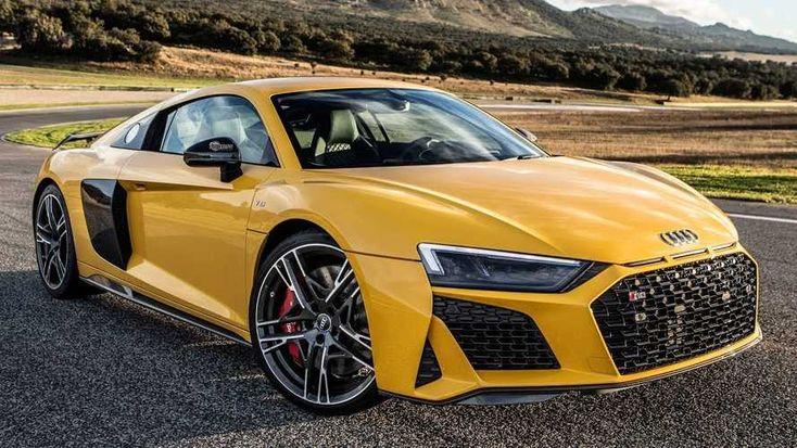 2019 Audi R8 – Oz Pro