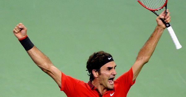 Tennis : Federer bat Simon à Shanghaï