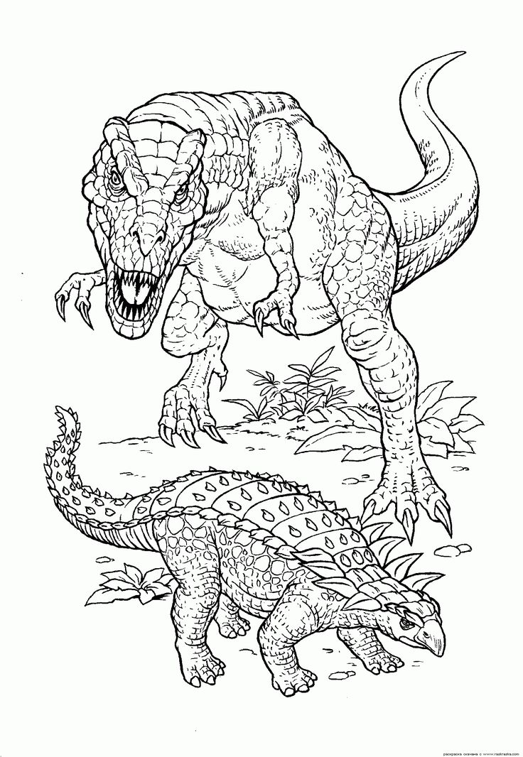 oviraptor dinosaur coloring pages - photo#29