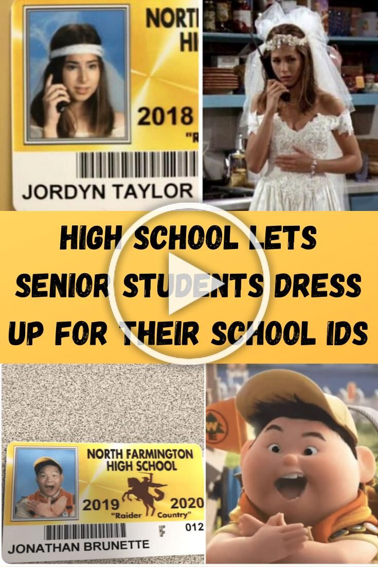 North Farmington High School In Detroit Michigan Wanted To Have A Little Fun With Their School Ids So Students Deci In 2020 Good Jokes Stupid Funny Memes Funny Jokes