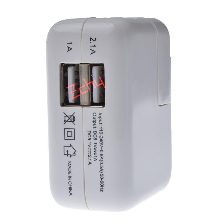 Дешевое Двойной 2.1A двухпортовый Usb автомобильное зарядное устройство для Ipad зарядка глава мобильного телефона зарядное устройство многофункциональный зарядное устройство, Купить Качество Зарядные устройства и доки непосредственно из китайских фирмах-поставщиках:       Название    :    Зарядное устройство       Двойной       USB       Интерфейс           Чтобы       Показывает