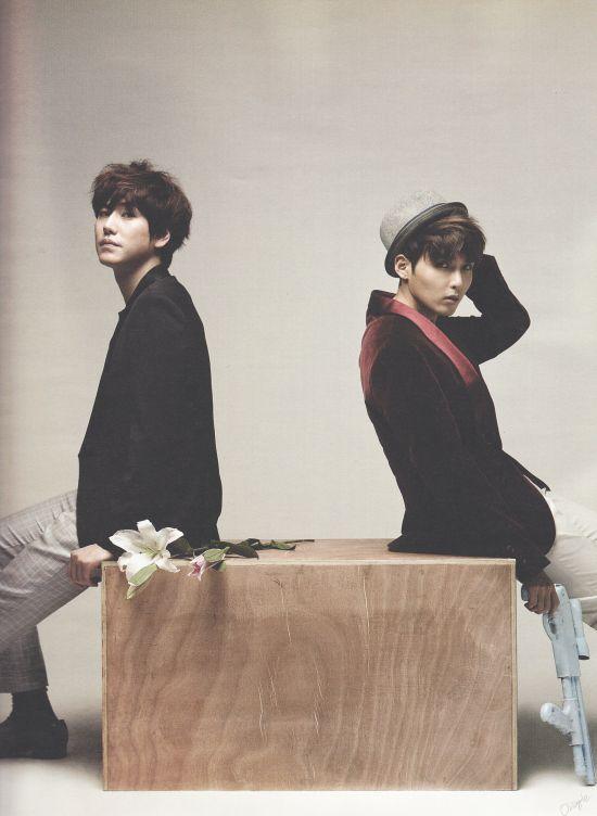 Super Junior - Kyuhyun & Ryeowook