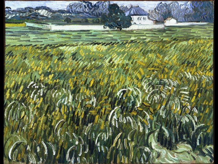 Vincent van Gogh, Casa ad Auvers, 1890