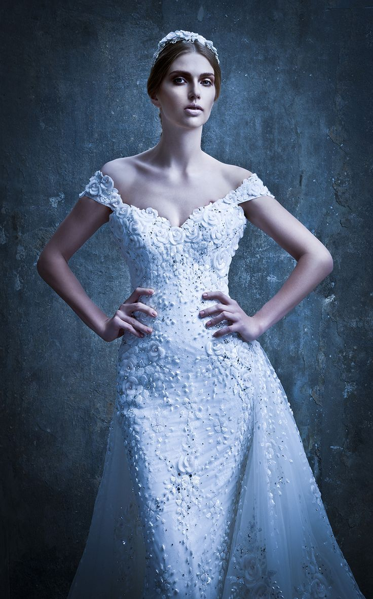 12 best michael cinco images on Pinterest | Wedding frocks, Wedding ...