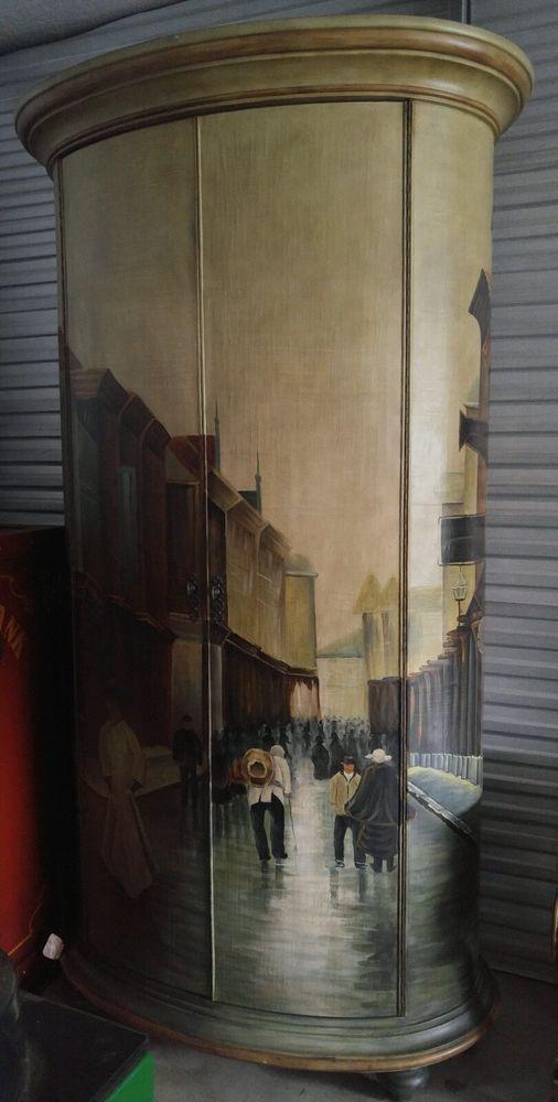 Ernest Hemingway Collection Thomasville Armoire #Thomasville