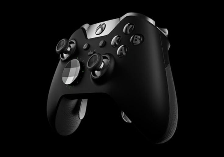 The Xbox One Elite Wireless controller looks beautiful and incredible and insane and futuristic and I desperately want it!