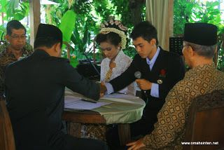 qinkqonk's Portfolio: Tio's wedding