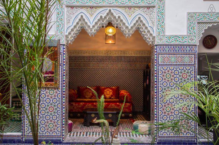 Marokkaanse Riad in Fez   5 x Magisch overnachten