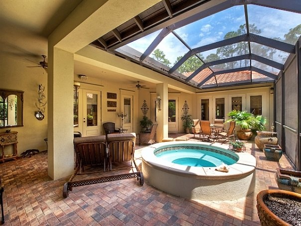 26 best images about spaces lanai 39 s on pinterest terrace for Building a house in florida