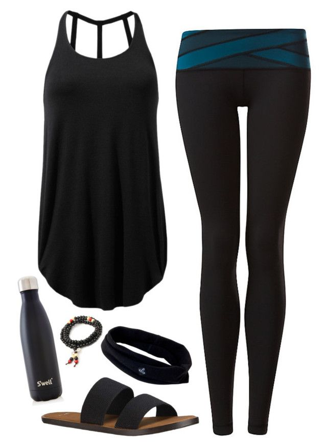 Yoga Pants Outfits Polyvore - More - 43.1KB