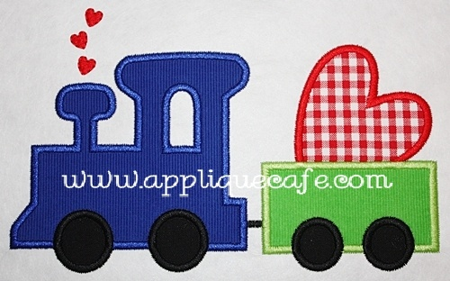 applique - anotgerbgreat valentines day idea