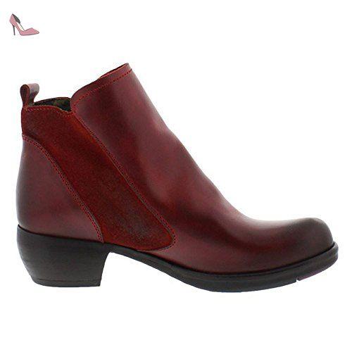 FLY LONDON Mel, Farbe:wine/brick;Größe:40 - Chaussures fly london (*Partner-Link)