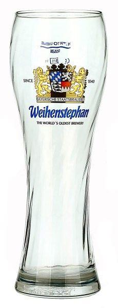 Weihenstephaner Weizen Glass (Pint) | German Glasses