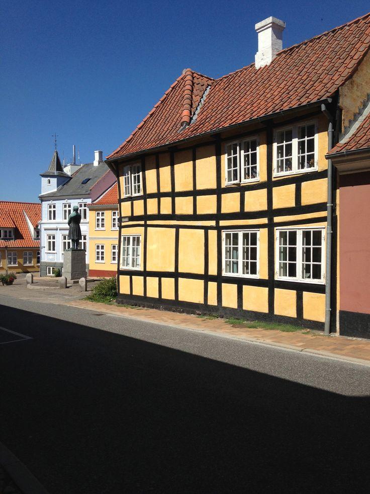 Gaasetorvet in Rudkøbing