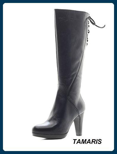 Tamaris Da. -Stiefel Damenschuhe 25504-37 805 Navy - Stiefel für frauen (*Partner-Link)