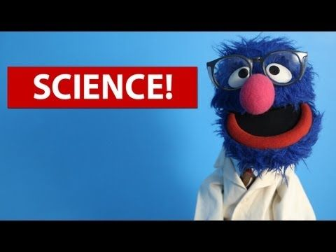 ▶ 5 Fun Science Experiments for Kids (w/ Grover!) #5facts - YouTube